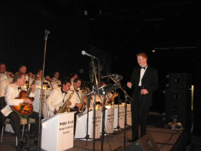 White Heat Swing Orchestra | Cambridge, MA | Big Band | Photo #3