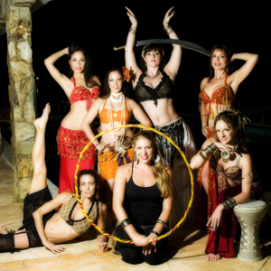 Hip Expressions Belly Dance, Hula, Samba & Fire! - Belly Dancer - Saint Petersburg, FL