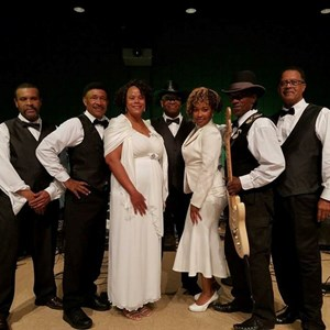 Gulfport, MS Motown Band |  The Blue Gardenia Motown& R&B Band