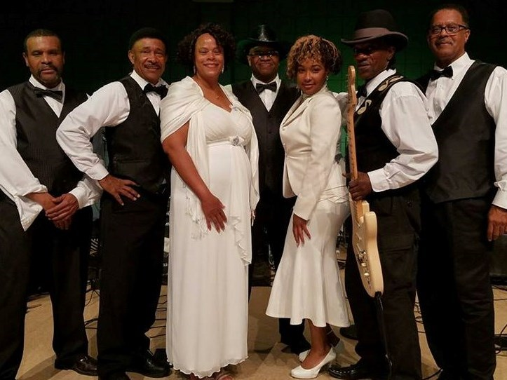 The Blue Gardenia Groove Control Band - Motown Band - Gulfport, MS