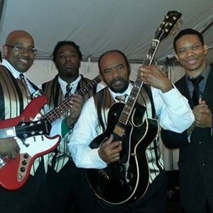 "Gulfport, MS Pop Band | Edward ""DJ"" Corley & the Blue Gardenia R&B & Band"