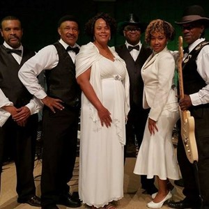 Gulfport, MS Motown Band | The Blue Gardenia Groove Control Band