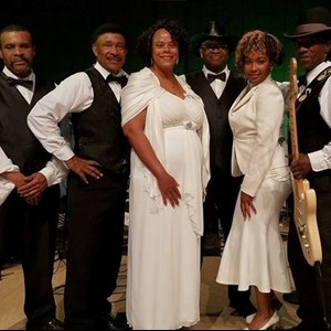 Gulfport, MS Motown Band | The Blue Gardenia Motown Groove Control Band