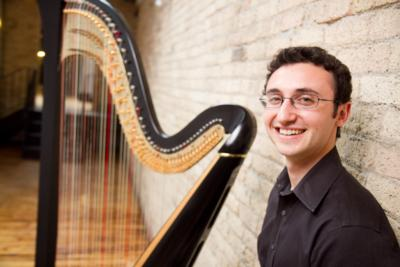 Ben Melsky | Chicago, IL | Classical Harp | Photo #1