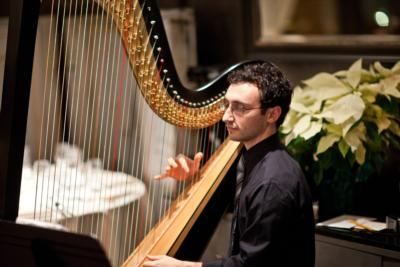 Ben Melsky | Chicago, IL | Classical Harp | Photo #4
