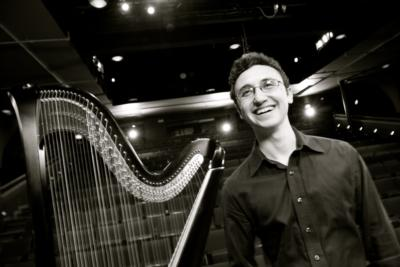 Ben Melsky | Chicago, IL | Classical Harp | Photo #2