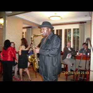 New Smyrna Beach Jazz Band | Eddie Hammond Jones
