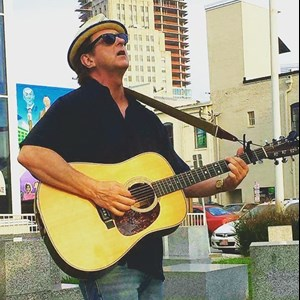 Chapel Hill, NC Rock Acoustic Guitarist | Glenn Jones