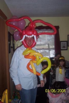 Balloon Benders | Wolcott, CT | Balloon Twister | Photo #9