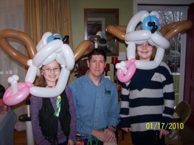 Balloon Benders | Wolcott, CT | Balloon Twister | Photo #14