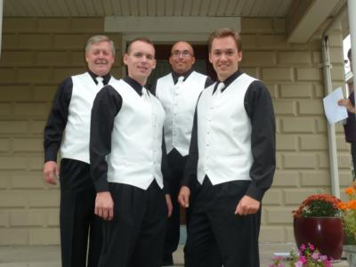 Smooth Transition Quartet | Cincinnati, OH | Doo-wop Barbershop Quartet | Photo #3
