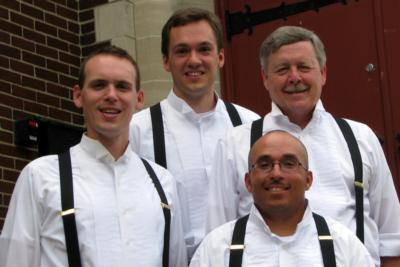 Smooth Transition Quartet | Cincinnati, OH | Doo-wop Barbershop Quartet | Photo #4