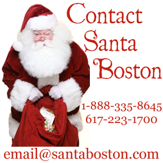 Santa Jim - Santa Claus - Cambridge, MA