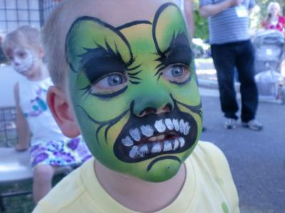 Face Painting Illusions & Balloon Art, Llc. | Salt Lake City, UT | Face Painting | Photo #6