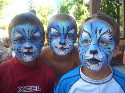 Face Painting Illusions & Balloon Art, Llc. | Salt Lake City, UT | Face Painting | Photo #2