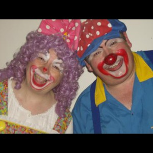 Dornsife Princess Party | Clancy D. Clown & Lolli
