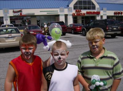 Clancy D. Clown & Lolli | Easton, PA | Balloon Twister | Photo #8
