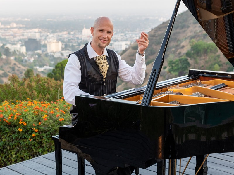 Jeremy Weinglass, Pianist - Pianist - Los Angeles, CA