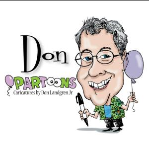 Linwood Caricaturist | Don Landgren Jr.