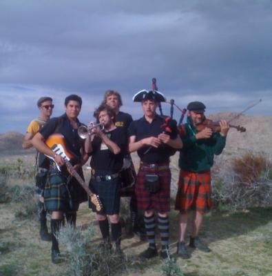 The California Celts | Yucca Valley, CA | Celtic Band | Photo #5