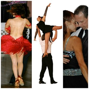 Hartford Salsa Dancer | Ballroom, Tango & Salsa Dancing + Touch of Magic