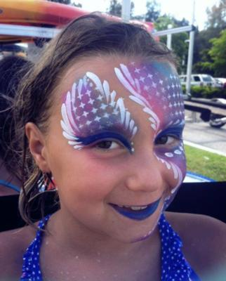 BodyPainting  By Tiffany | Bradenton, FL | Face Painting | Photo #12