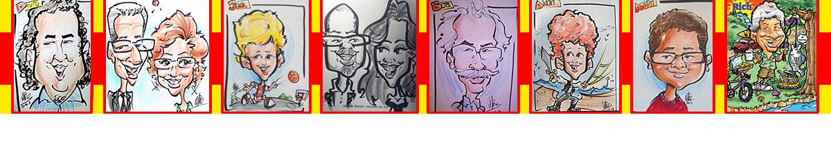 SpeedyDoodle Caricatures