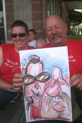 Caricatoonz By John Sprague | Philadelphia, PA | Caricaturist | Photo #2