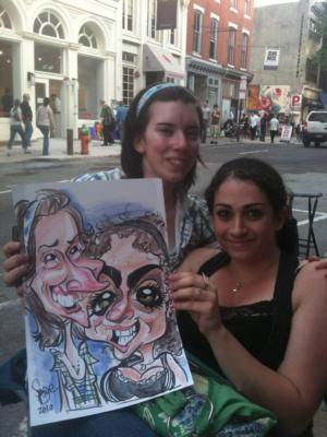 Caricatoonz By John Sprague | Philadelphia, PA | Caricaturist | Photo #6