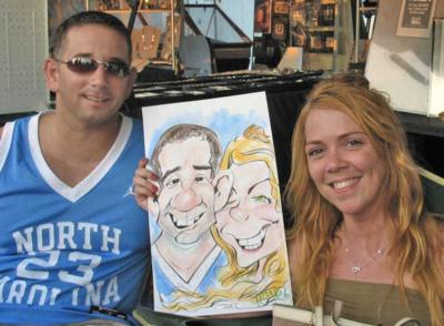 Caricatoonz By John Sprague | Philadelphia, PA | Caricaturist | Photo #25