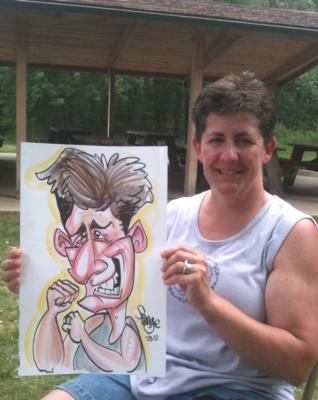 Caricatoonz By John Sprague | Philadelphia, PA | Caricaturist | Photo #18