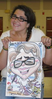 Caricatoonz By John Sprague | Philadelphia, PA | Caricaturist | Photo #15