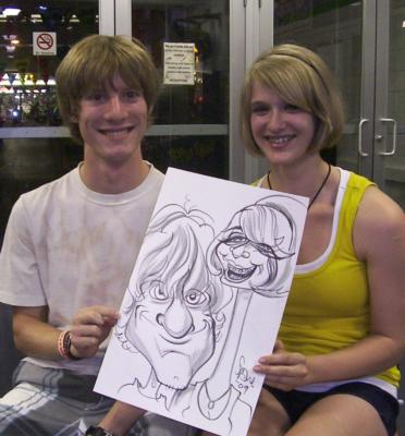 Caricatoonz By John Sprague | Philadelphia, PA | Caricaturist | Photo #23