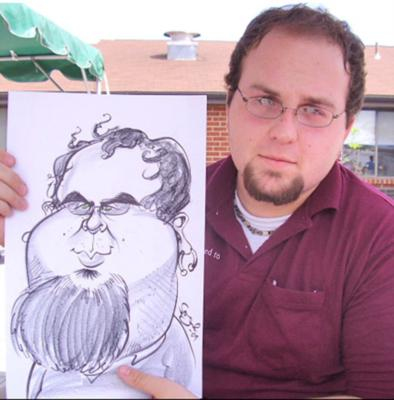 Caricatoonz By John Sprague | Philadelphia, PA | Caricaturist | Photo #24