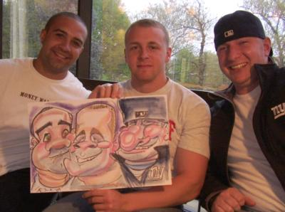 Caricatoonz By John Sprague | Philadelphia, PA | Caricaturist | Photo #7