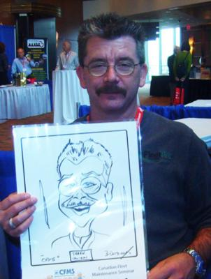 Bruce Outridge | Burlington, ON | Caricaturist | Photo #4