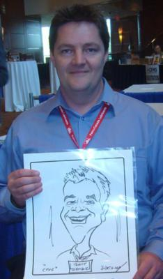 Bruce Outridge | Burlington, ON | Caricaturist | Photo #7