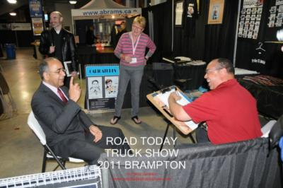 Bruce Outridge | Burlington, ON | Caricaturist | Photo #22