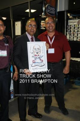 Bruce Outridge | Burlington, ON | Caricaturist | Photo #9