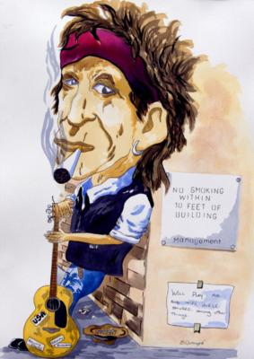 Bruce Outridge | Burlington, ON | Caricaturist | Photo #6