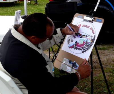 Bruce Outridge | Burlington, ON | Caricaturist | Photo #25