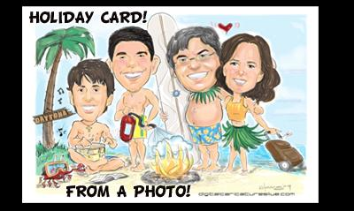Digital Caricatures Live | Miami Beach, FL | Caricaturist | Photo #1