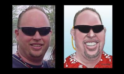Digital Caricatures Live | Miami Beach, FL | Caricaturist | Photo #7