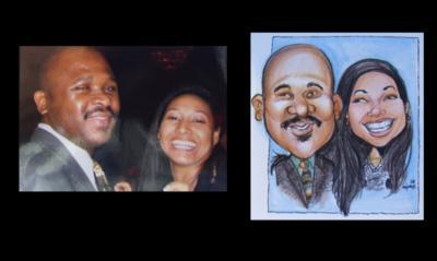 Digital Caricatures Live | Miami Beach, FL | Caricaturist | Photo #14