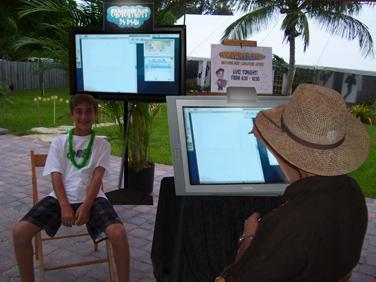 Digital Caricatures Live | Miami Beach, FL | Caricaturist | Photo #18