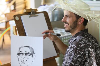 Digital Caricatures Live | Miami Beach, FL | Caricaturist | Photo #24