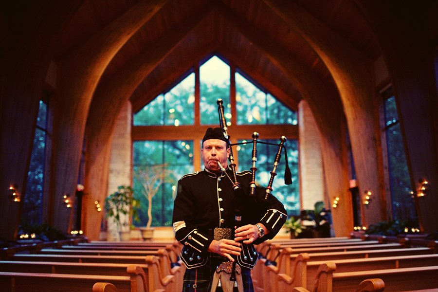Damion Roberts - Celtic Bagpiper - Flower Mound, TX