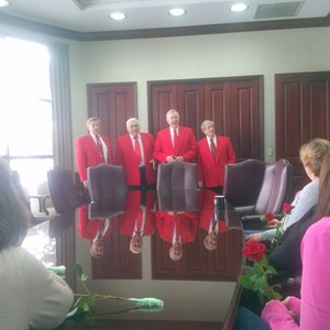 Milwaukee Barbershop Quartet | Seasoned Sound 2.0