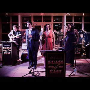 Lisle Cover Band | Brass From The Past