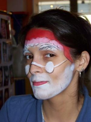 Boggles D Mind & Friends & The Amazing Facepainter | Austin, TX | Face Painting | Photo #9